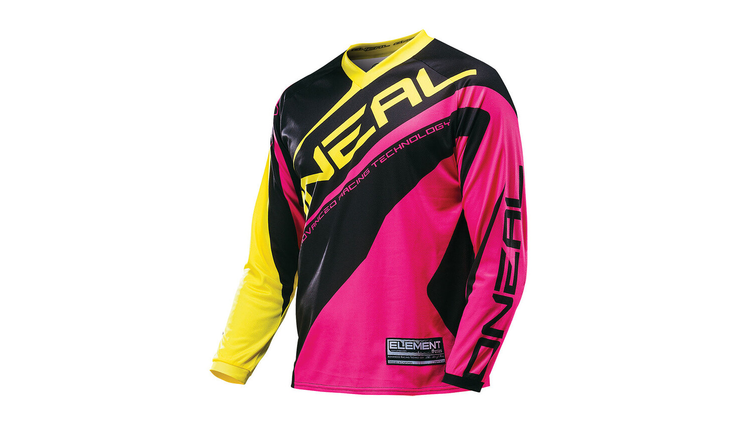 O´Neal Element Racewear Jersey Women pink/yellow